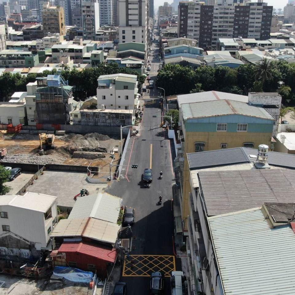 中庸街打通工程已經在日前完工通車__.jpg