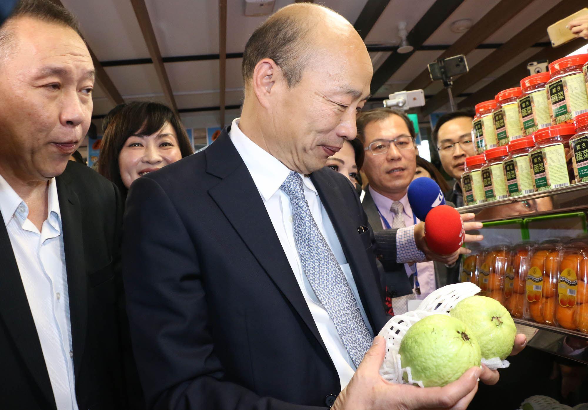 20190226續與新加坡昇菘超市簽約 韓國瑜:農產首重品質-通稿五.JPG.jpg