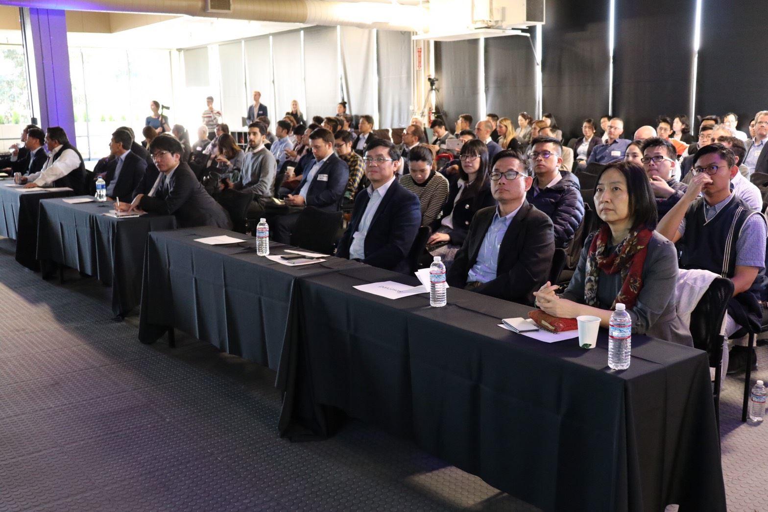 圖3.邀請台、日、韓、澳等國家新創團隊與投資者參與活動,現場貴賓雲集、交流熱絡.jpg