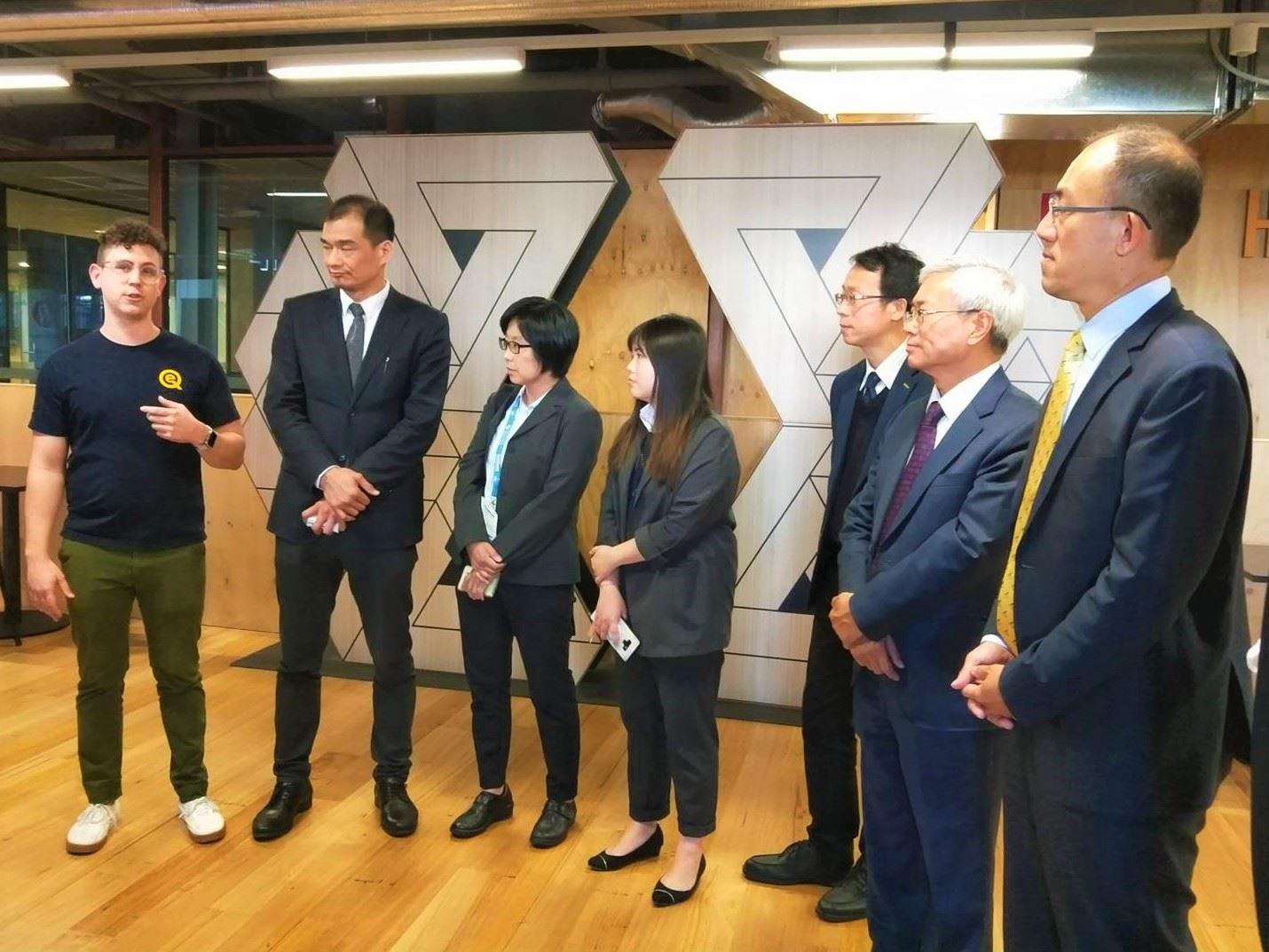 訪團參訪「Advance Queensland,AQ」創新計劃,瞭解昆士蘭州政府培植創新產業的成果.jpg