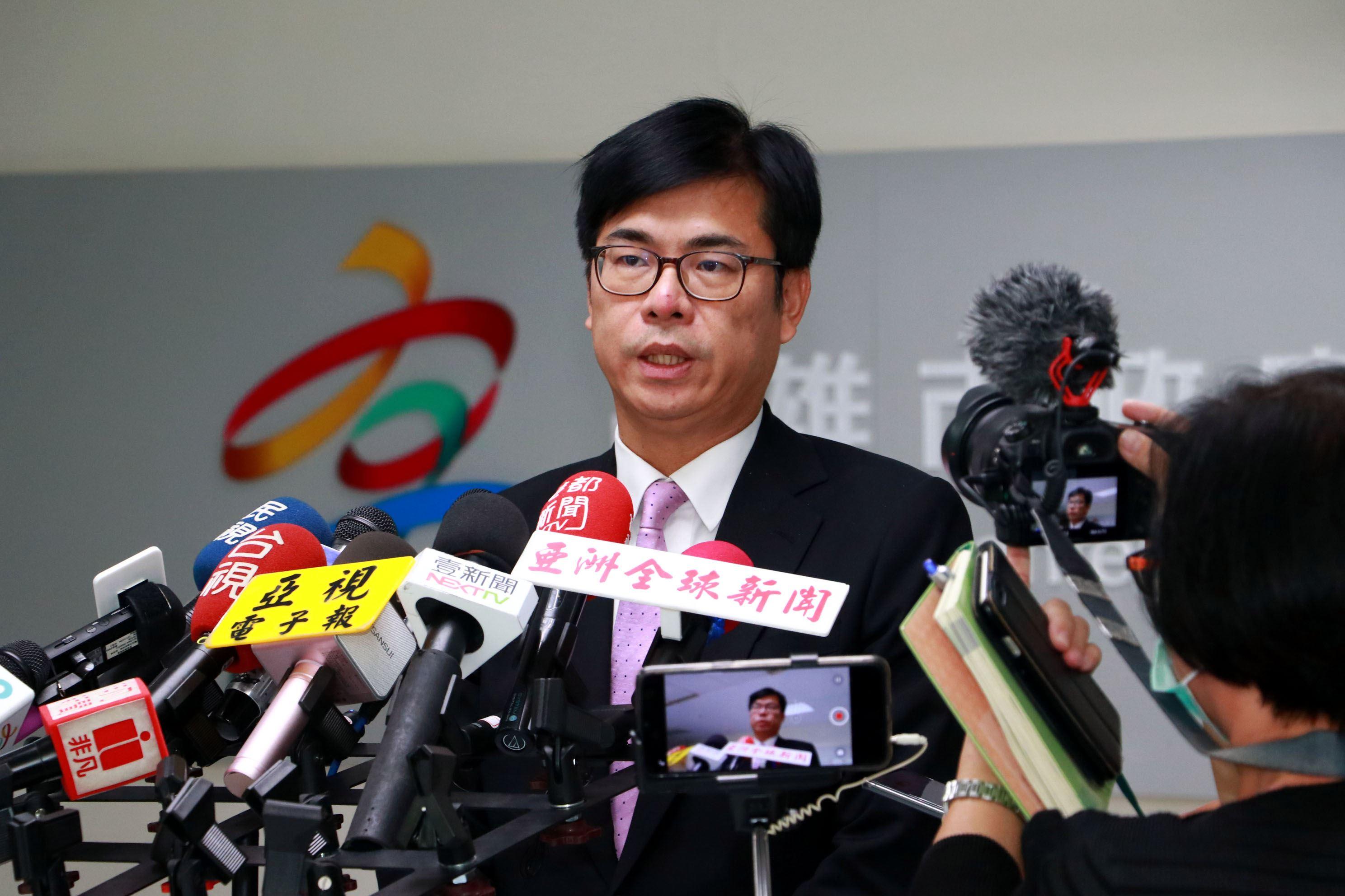 力推5G、新創 陳其邁宣布成立智慧城市推動委員會 1.jpg