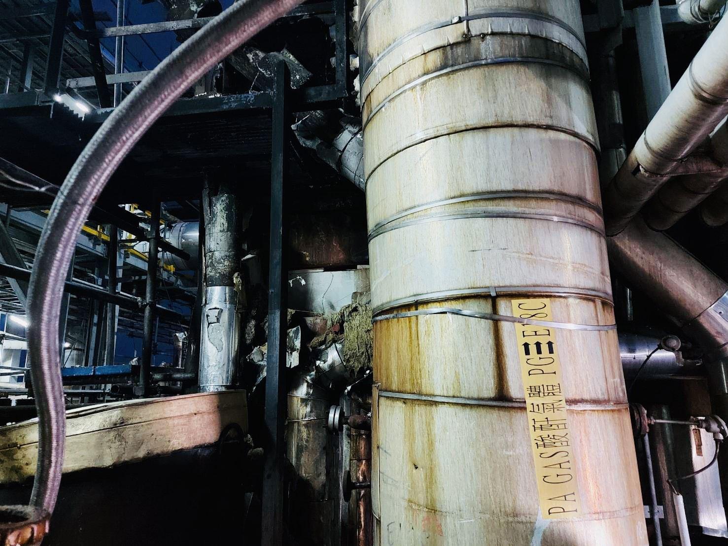 圖說5、聯成化工事故現場之製程設備-2.jpg